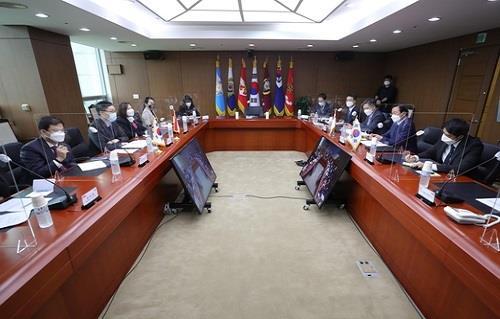 كوريا الجنوبية وسنغافورة تتفقان على تعزيز التعاون الدفاعي