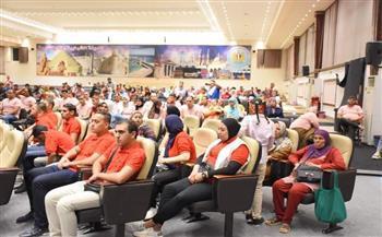 انطلاق فعاليات مسابقة الحلم المصري لذوي الهمم والقدرات بأبي قير
