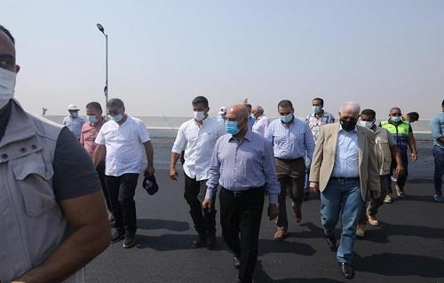 وزير النقل يتابع مشروع التطوير الشامل للطريق الدائري حول القاهرة الكبرى