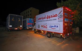 صندوق «تحيا مصر» يطلق قافلة حماية اجتماعية في الواحات البحرية