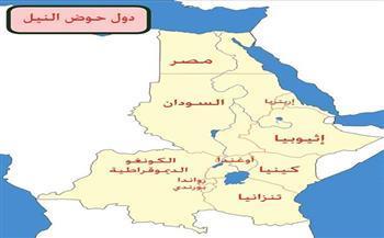 5 اتفاقيات تنظم العلاقة المائية بين مصر ودول حوض النيل
