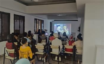 لقاءات أدبية ومحاضرات بالمنيا (صور)