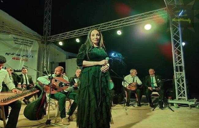 فرقة بورسعيد للموسيقي العربية تتألق في ختام المسرح المتنقل بالإسماعيلية (صور)