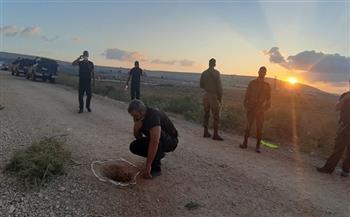لأول مرة.. إسرائيل تنشر صور  أدوات حفر استخدمها أسرى جلبوع للهروب