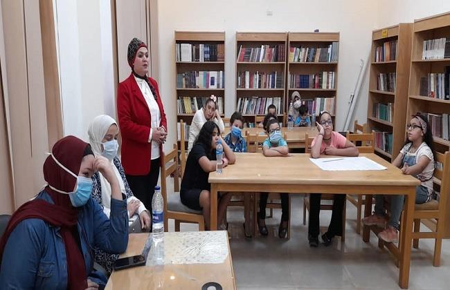بروفات مكثفة لكورال أطفال ثقافة شرم الشيخ