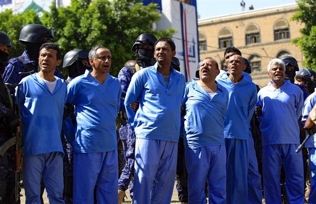 اليمن: الحوثيون يعدمون 9 أشخاص رميا بالرصاص في ميدان بصنعاء