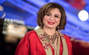 إلهام شاهين تنشر صورا من مهرجان الفضائيات العربيه 2021 (صور)