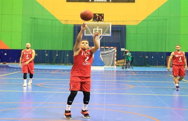 الأهلى يفوز على مصر للتأمين ويتأهّل لنهائى بطولة منطقة القاهرة لكرة السلة