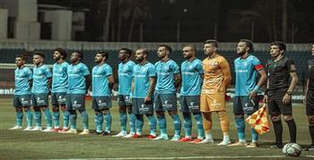 21 لاعبًا فى قائمة سموحة استعدادًا لبيراميدز بكأس مصر