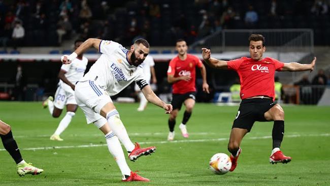 بنتيجة 6-1.. ريال مدريد يكتسح مايوركا بالدورى الإسبانى