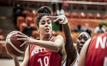اليوم.. سيدات مصر يواجهن الكاميرون في ربع نهائي بطولة إفريقيا لكرة السلة