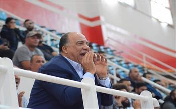 لوضع اللمسات الأخيرة.. رئيس الاتحاد السكندري يجتمع بلجان البطولة العربية لكرة السلة الـ33