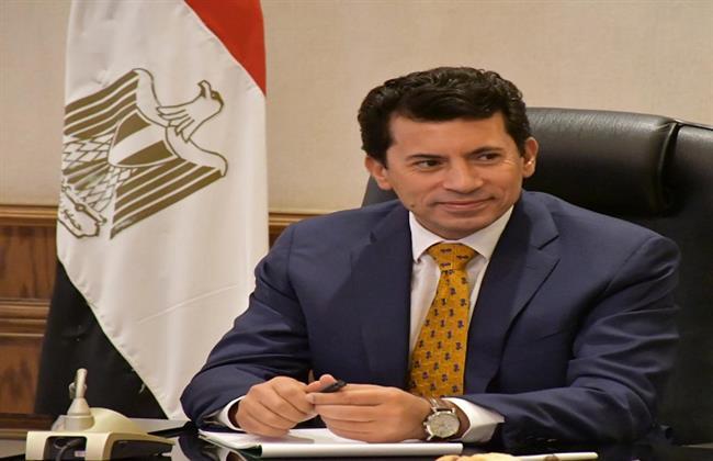 وزير الرياضة: نقف على مسافة واحدة من مرشحي الانتخابات بالهيئات والاتحادات الرياضية