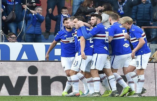الدوري الإيطالي.. تشكيل سامبدوريا لمواجهة نابولي