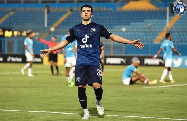 بيراميدز يتعاقد مع محمود صابر نهائيا من النجوم