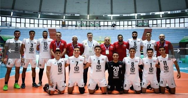 منتخب شباب الطائرة يخسر أمام التشيك في افتتاح بطولة العالم