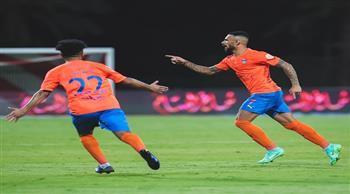 الأهلى يخسر أمام الفيحاء في الدوري السعودي